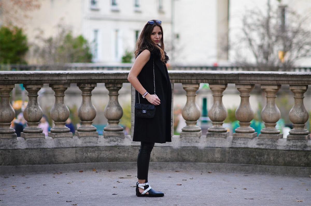 The Wild Parisian black