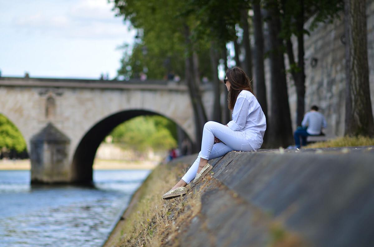 The Wild Parisian espadrilles