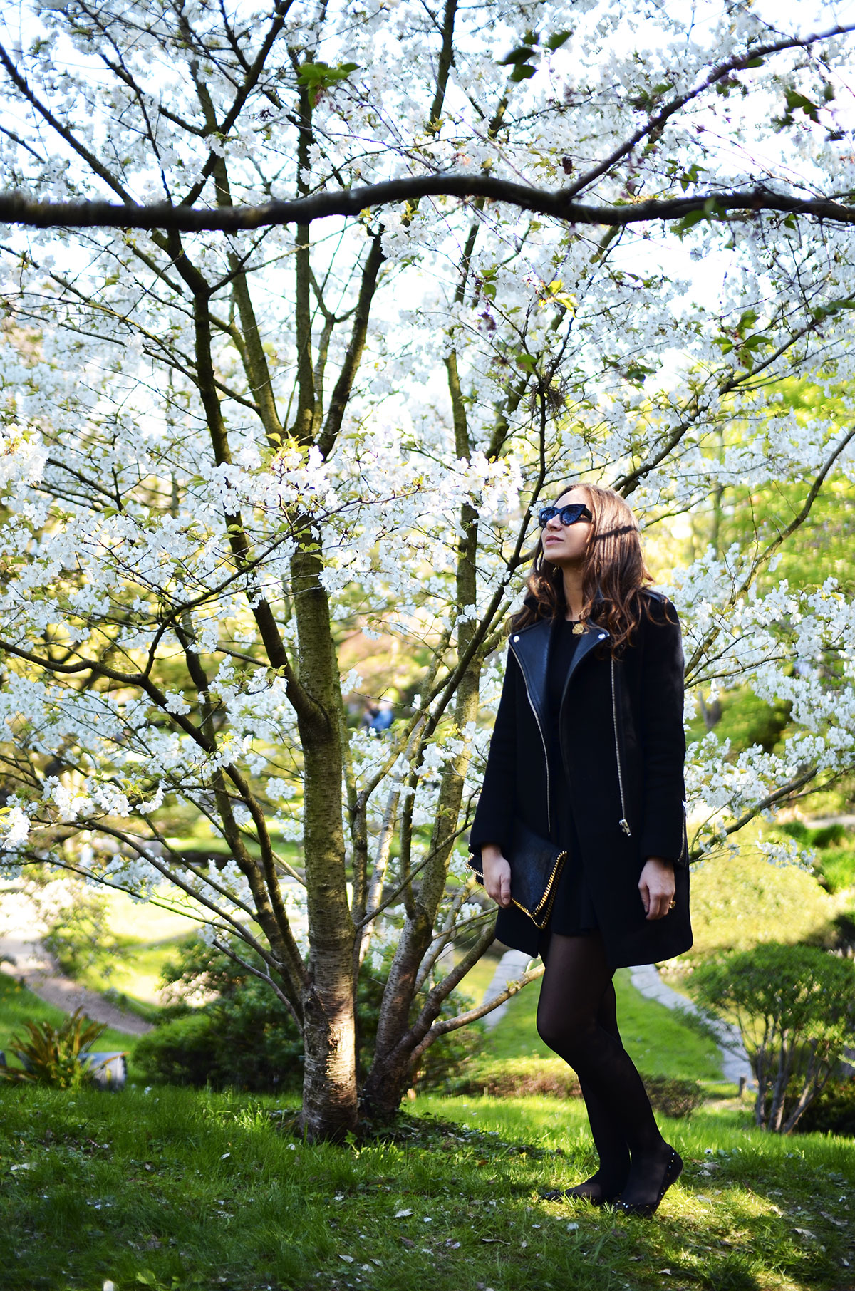 The Wild Parisian jardin japonais