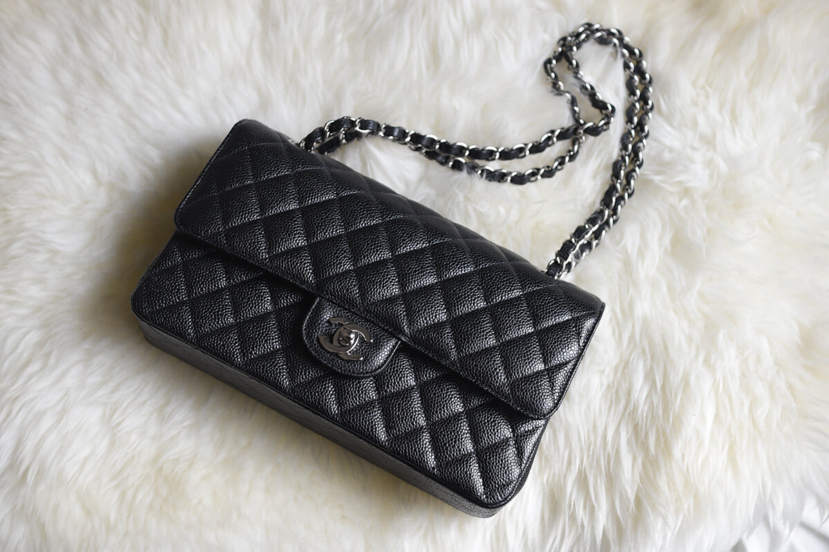 The Wild Parisian mon sac Chanel