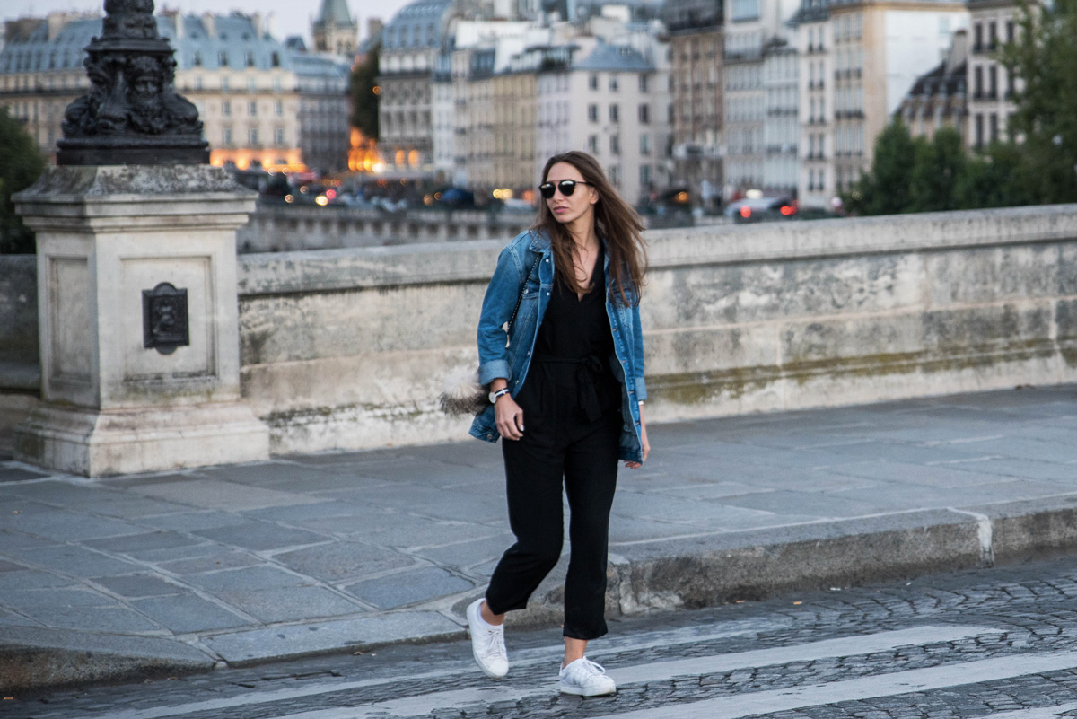 The Wild Parisian_Blue jeans