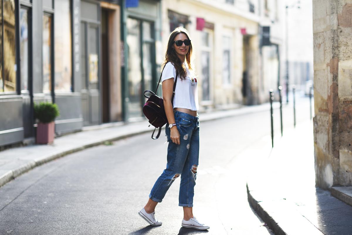 The Wild Parisian_collège