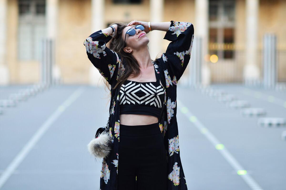 The Wild Parisian_kimono