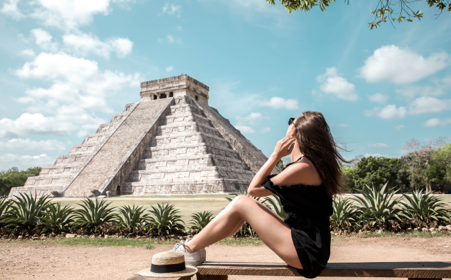 The Wild Parisian Chichen Itza